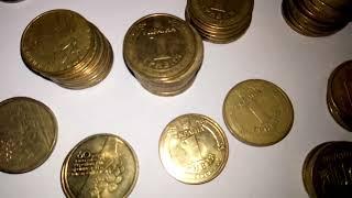 КОЛЛЕКЦИОНИРОВАНИЕ МОНЕТ! с чего начать собирать коллекцию монет нумизматика для новичка