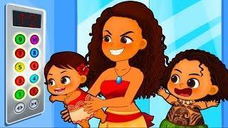 моана и мауи cказки для детей ★ Смешные для детей ★ Мультфильмы для детей ★★ 21