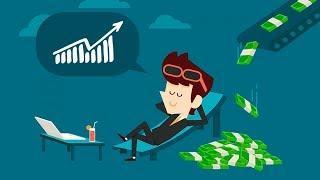 Как сделать так, чтобы деньги работали на ТЕБЯ ?