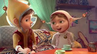 Третий этаж Часть 2 - Джинглики российские мультфильмы для детей 2019