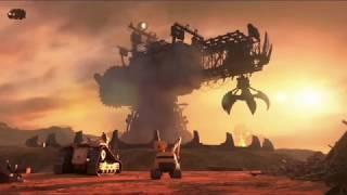 Фантастические короткометражные мультфильмы Роботы на колёсах
