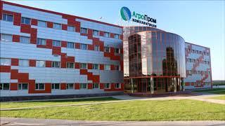 Состоялось открытие нового комбикормового завода в селе Линец  комбикормовый завод в Курской области