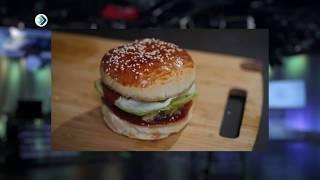 Как сделать сочную котлету для гамбургера? Студия 11. 17.05.18
