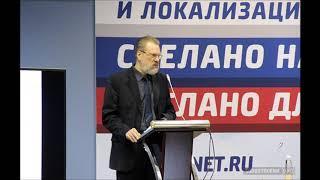 В Петербурге представили проект грузопассажирского судна для сибирских рек