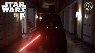 Vader Sneak Peak Teaser of the Official Teaser (coming soon) - Star Wars Theory Vader Fan-Film
