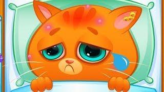 Мультик про Котика Bubbu #25 Играем в котенка Бубу! Мультфильмы для детей - виртуальный питомец