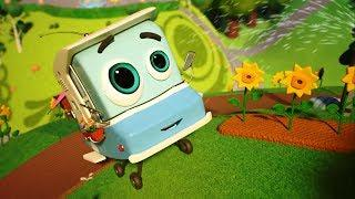 Мультики - Домики - Все серии подряд! - Сборник - Познавательные мультфильмы для детей