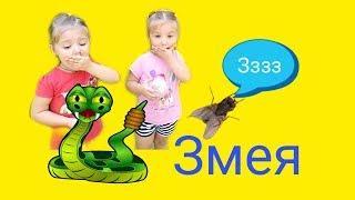 Учим букву З. Учим азбуку. Развивающие мультфильмы для детей