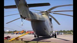 Иностранцы были удивлены  Вертолет РФ как пушинку поднял самый большой вертолет США