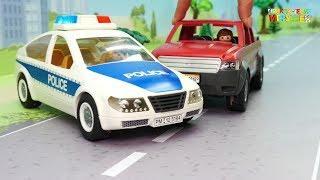 Мультики для детей с машинками. Приключение полицейской машинки в городе машин. Прямой эфир