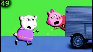 Мультики Свинка Пеппа на русском 49 СВИНКУ ПОХИТЕЛИ Мультфильмы для детей свинка пеппа