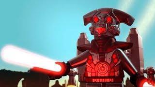LEGO STAR WARS Приключения изобретателей - мультфильм Disney для детей | Сезон 2 Серия 3