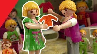 Playmobil Film deutsch - Noch ein Kind? - Geschichte für Kinder von Familie Hauser