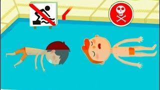 Мультфильмы машинки и Безопасность для детей! Новое развивающее и обучающее видео игра 2018