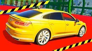 Машинки мультики - Веселое приключение: Пожарная машина и мотоциклы ⭐ Мультфильмы для детей