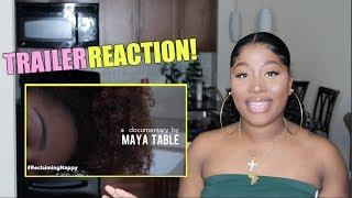 IS NAPPY A BAD WORD? ARE WE TOO SENSITIVE? | NATURAL HAIR FILM REACTION
