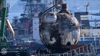 Адмирал Кузнецов  в ремонте