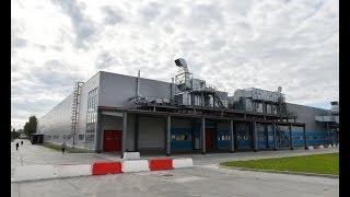 На фабрике «Пролетарий» В СУРАЖСКЕ  в Брянской области открыт новый цех гофрокартона