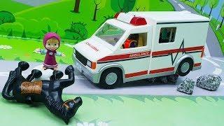 Мультики с игрушками Щенячий Патруль Плеймобил - прямая трансляция для детей смотреть онлайн