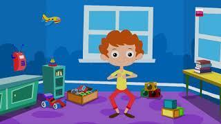 Johny Johny Да папа | Johny Johny Yes Papa | Zebra Russia | русский мультфильмы для детей