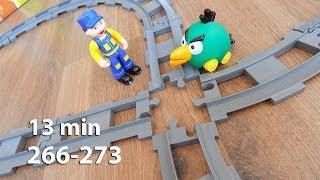 Мультики про машинки все серии 266-273 Город Машинок Мультфильмы для детей видео mirglory