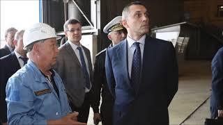 Криворучко поручили взять кораблестроение на особый контроль