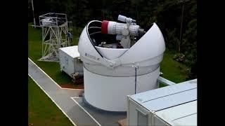Российская оптико электронная станция контроля космического пространства в Новой Зеландии
