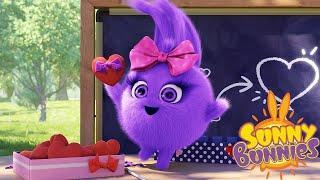 СОЛНЕЧНЫЕ КРОЛИКИ | Любовь сердца | Мультфильмы для детей | WildBrain