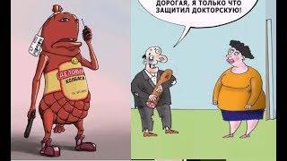 Про колбасу. Какая колбаса. Карикатуры смешные картинки юмор приколы фото