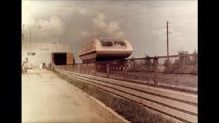 Нашли легендарный заброшенный поезд на  Магнитной Подушке