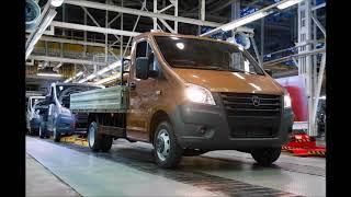 ГАЗ приостанавливает производство из за «Газель Next 4,6»