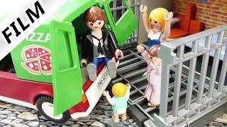 Playmobil Film deutsch | SCHNÖSEL GEFÄNGNISAUSBRUCH Auto rammt Knastzelle |Kinderserie Familie Vogel