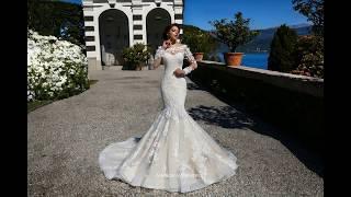 Свадебное платье  Русалка, познавательное видео