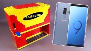 Как сделать Samsung МАШИНУ из ЛЕГО
