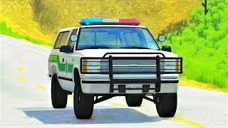 Мультики про машинки. Полицейские машины ГАИ и Пограничная служба| Новые #Мультфильмы для детей 2018