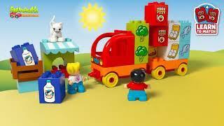 Мультфильмы про машинки развивающие для самых маленьких детей на русском