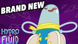 HYDRO и FLUID | Ракетная вода | Мультфильмы для детей | WildBrain Cartoons | WildBrain
