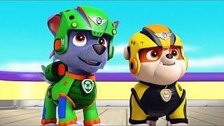 Щенячий патруль  Победа над злом Paw Patrol Развивающие мультики  для детей Мультфильмы