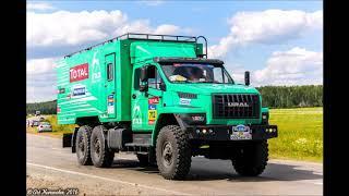В России начали выпускать новые версии грузовиков «Урал Некст»