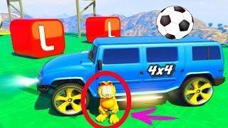 ГОНКИ ПО ГОРОДУ - #машинки Кота Барбоса ! Мультфильмы для мальчиков гта 5 Cars videos for kids