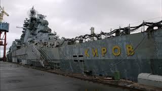 Атомный крейсер  Киров  порежут в этом году