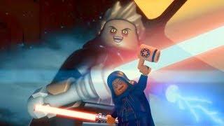 LEGO STAR WARS Приключения изобретателей - мультфильм Disney для детей | Сезон 2 Серия 11