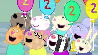 Мультфильмы Серия - Свинка Пеппа на русском все серии подряд - Сборник 16 - Мультики