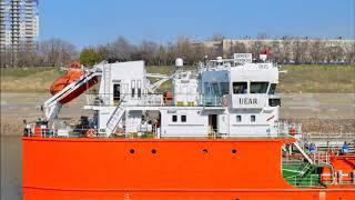 СЕРГЕЙ ТЕРСКОВ Нефтеналивной танкер