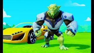 Видео для детей Веселые приключения друзей в мире Дисней и Машинки Мультфильмы 2018 для детей