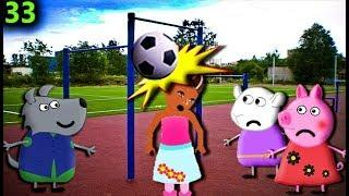 Мультики свинка на русском cartoons for children 33 БАРБИ Мультфильмы для детей Свинка