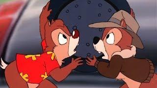 Чип и Дейл спешат на помощь - Серия 25, Забавный оборотень | Мультфильмы Disney