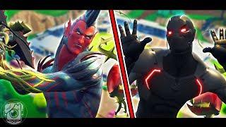 FLYTRAP vs OMEGA *LEGENDARY* BATTLE - A Fortnite Short Film