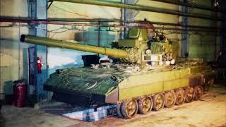 В Сеть выложили фотографию российского танка нового поколения Т 95