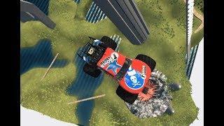 Мультфильмы про Машинки Аварии Погони для Детей Новые Мультики (26)